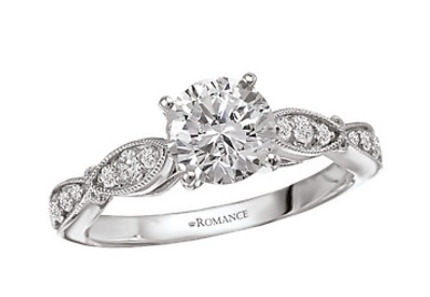 Engagement Ring by Romance Bridal