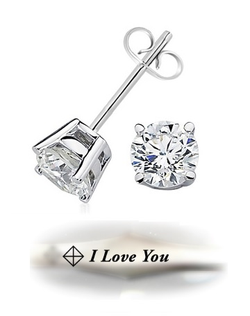Earrings by I Love You Diamond Jewelry