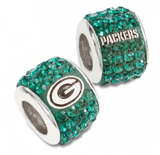 Green Bay Packers Personality Bead